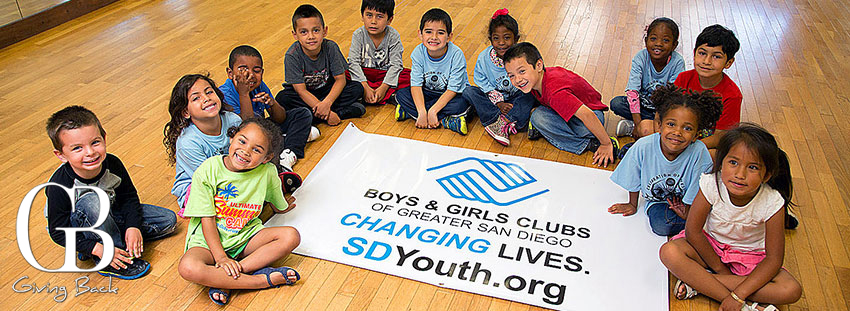 Chris Burt and The Boys & Girls Clubs of Greater San Diego