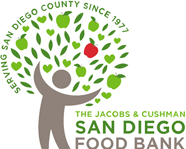 THUMBNAIL San Diego Food Bank Logo