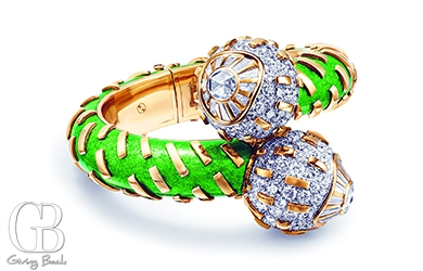 Thumbnail Tiffany  Co. Schlumberger Cactus Bracelet 20181211114648977