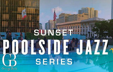 SUNSET POOLSIDE JAZZ SERIES