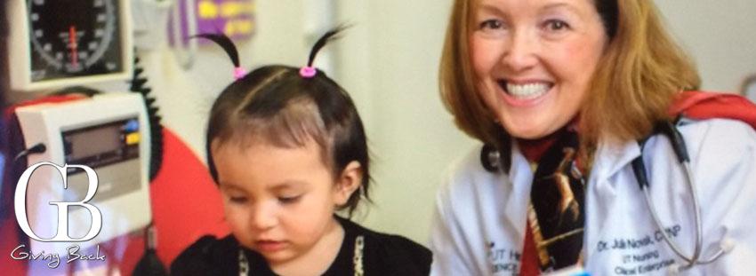 Charlotte Rand & Sharp Mary Birch Hospital | Giving Back