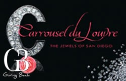 The Jewels of San Diego:  Carrousel du Louvre