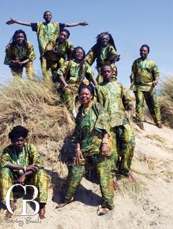 Sierra Leone Refugee All-Stars: Calavera Hills Park