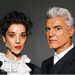 David Byrne and St. Vincent: Humphrey's by the Bay