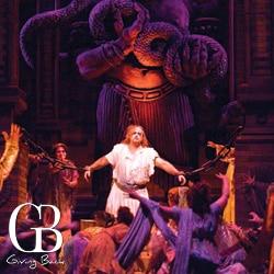 San Diego Opera's Samson and Delilah: San Diego Civic Theatre
