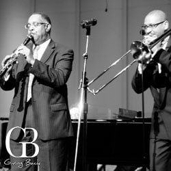 Federal Jazz Project: San Diego Repertory Theatre