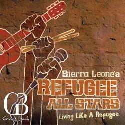 The Sierra Leone Refugee All Stars: TGIF Jazz – Calavera Hills Park