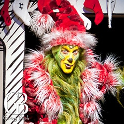 Dr. Seuss' How the Grinch Stole Christmas: Old Globe Theatre
