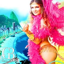 Brazil Carnival Mardi Gras Ball: Downtown