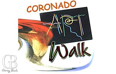 Coronado Art Walk: Ferry Landing and Spreckels Park
