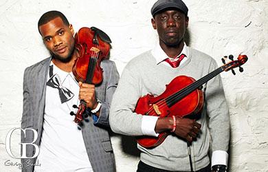 Black Violin: Jacobs Center for Neighborhood Innovation