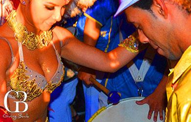 San Diego Brazil Carnival: Downtown San Diego