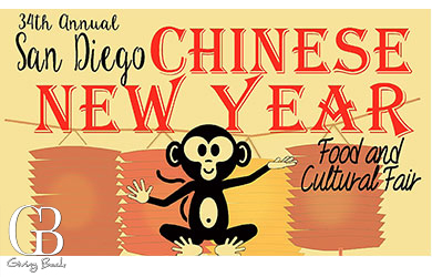 34th San Diego Chinese New Year Food and Cultural Fair: Downtown San Diego