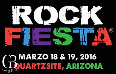 Rock Fiesta: Desert Gardens Showgrounds, Arizona