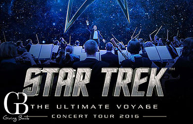 Star Trek: The Ultimate Voyage: San Diego Civic Theatre