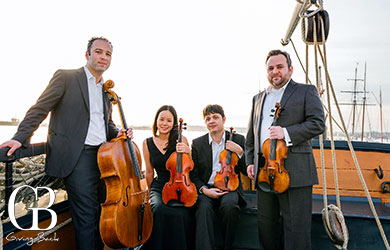 Haydn Voyages: Music at the Maritime: Maritime Museum of San Diego