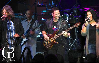 Gary Sinise & The Lt. Dan Band: Hotel del Coronado