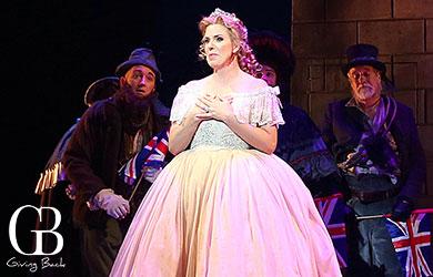Cinderella (La Cenerentola): San Diego Civic Theatre
