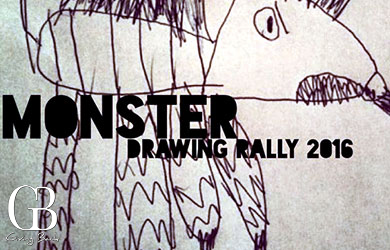 Monster Drawing Rally 2016: San Diego Art Institute