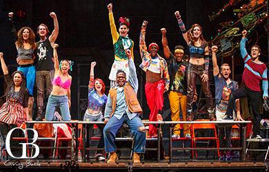 RENT 20th Anniversary Tour: San Diego Civic Theatre