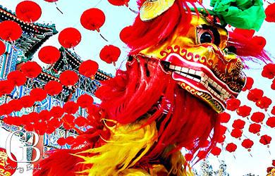 Chinese New Year Fair: Downtown San Diego