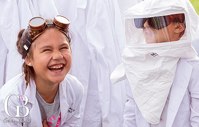 The San Diego Festival of Science and Engineering: Various Locations