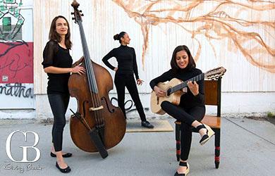 She's Got That Swing: Women In Jazz: Jacobs Music Center