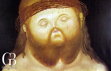 Botero: Via Crucis: Tijuana Cultural Center