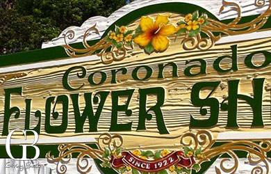 Coronado Flower Show: Spreckels Park