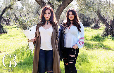 Erika and Isabella Funcke