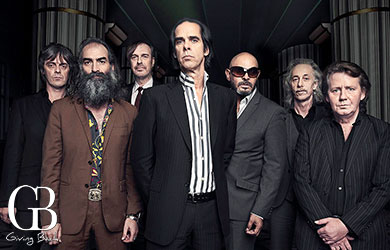 Nick Cave & The Bad Seeds: San Diego Civic Theatre
