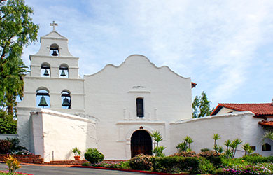 Festival of Bells: Mission Basilica San Diego de Alcala
