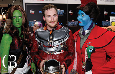 Comic Con Takes Over