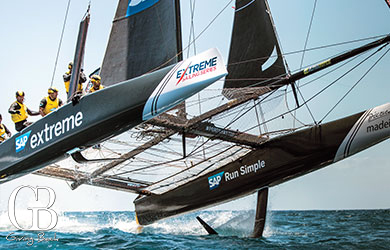Extreme Sailing Splashes Into SD