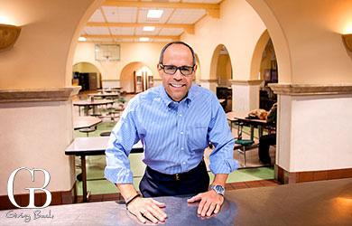 Deacon Jim Vargas
