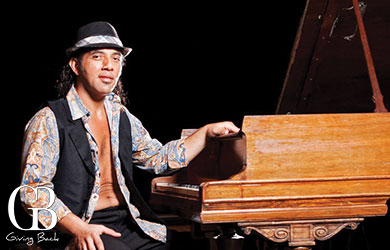 Irving Flores: Sunset Poolside Jazz Series