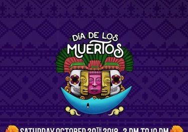 Dia De Los Muertos Festival