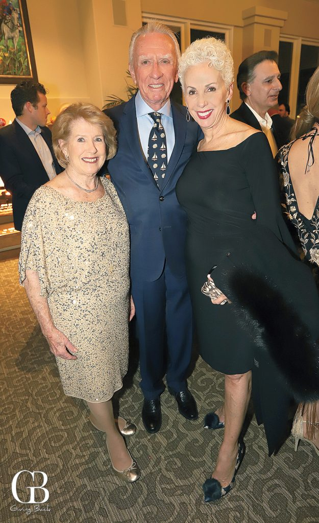 Esther Rodriguez with Hudson and Mary Drake