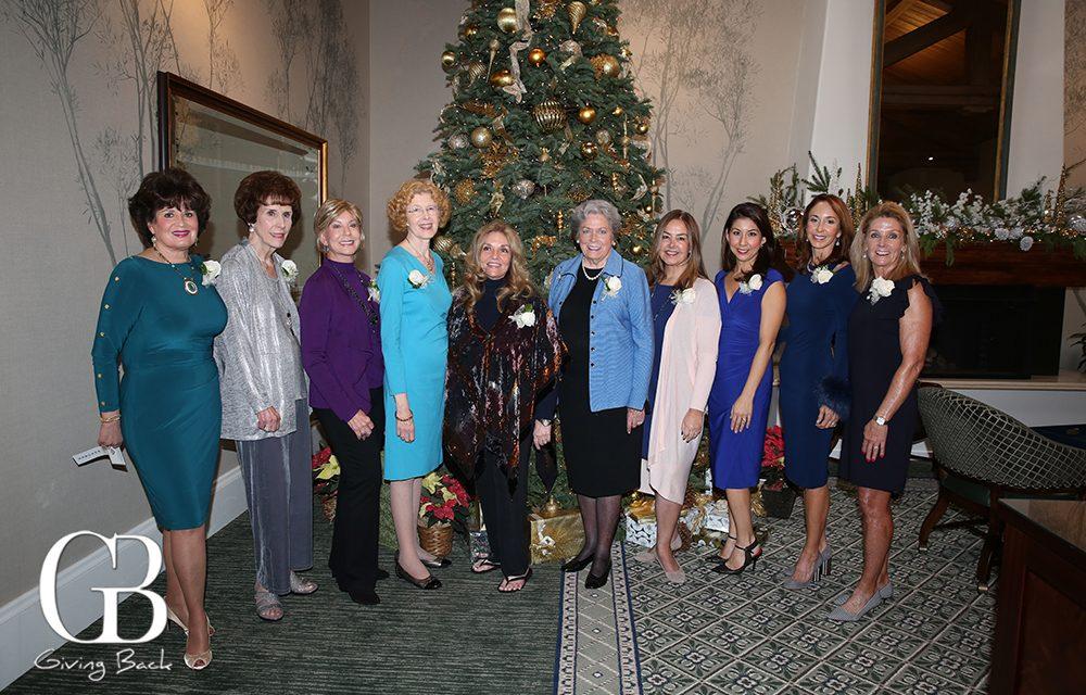 Women of Dedication Tea