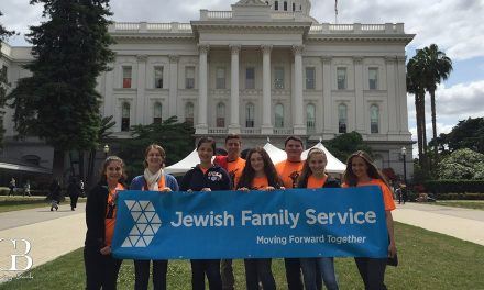 10 Things About Marie Raftery & Jewish Family Services