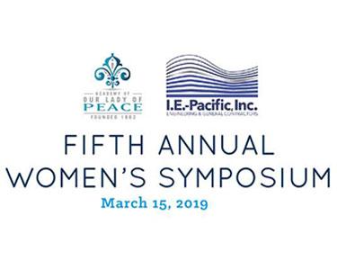 OLP's Fifth Annual Women's Symposium