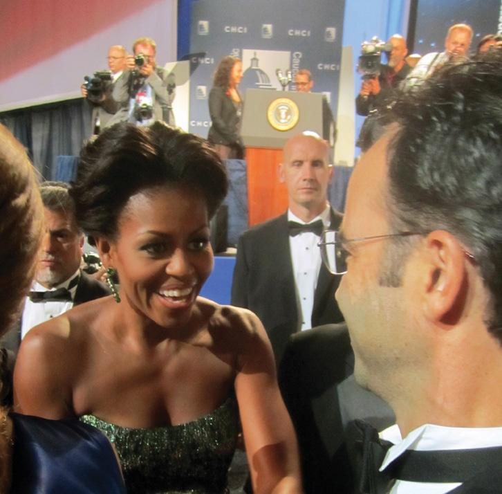 .   Meeting Michelle and President Barack Obama.JPG