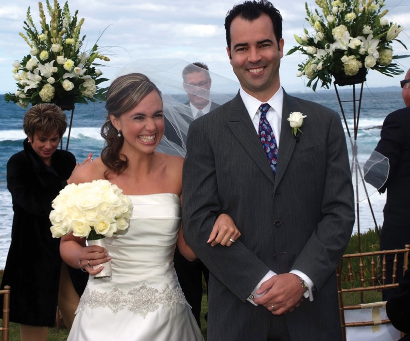 .   Danitza and Esteban Villanueva Wedding