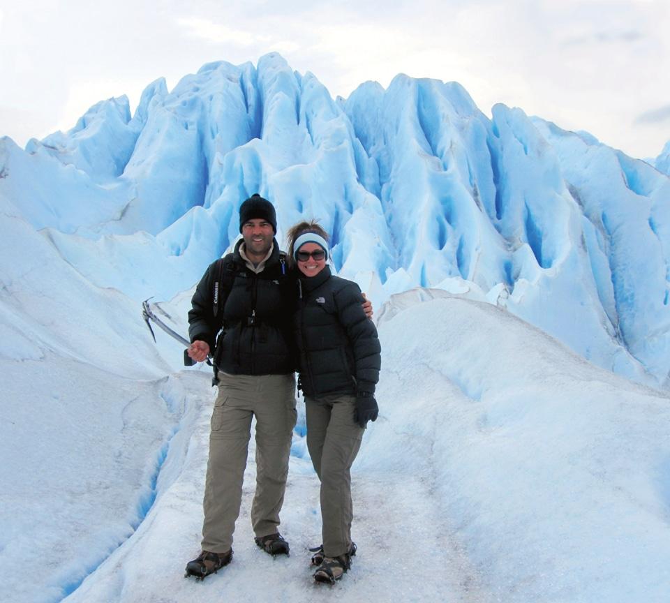 .   Glacier Trekking in Patagonia