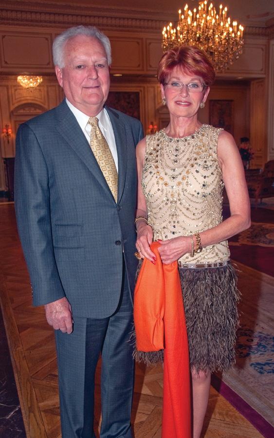 .   Chuck Freebern and Joanne Kilty