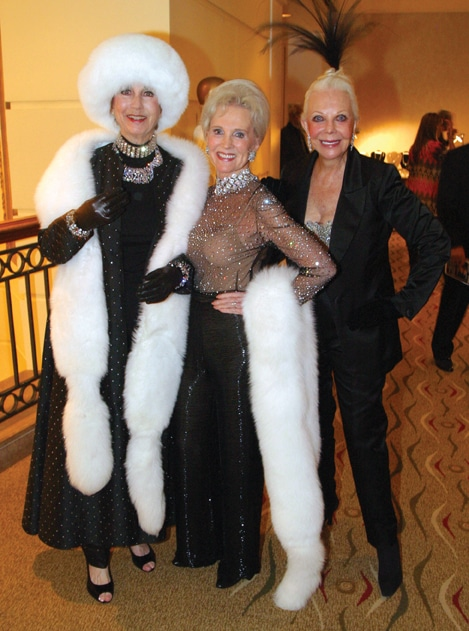.   Darlene Davies, Lael Kovtun and Jeanne Jones.JPG