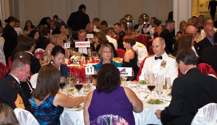 th Annual Ball Dinner