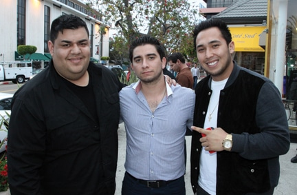 Aaron Leyva, Jose Felix and Susumo Azano.JPG