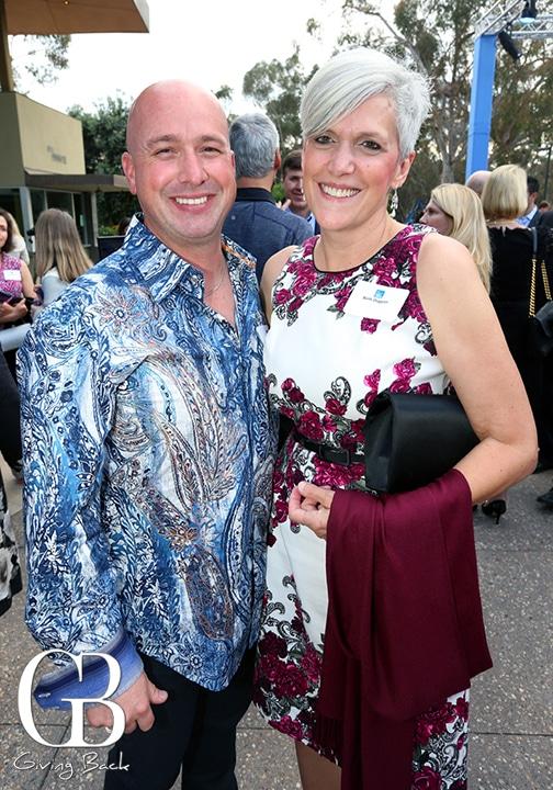 Aaron and Beth Duggan