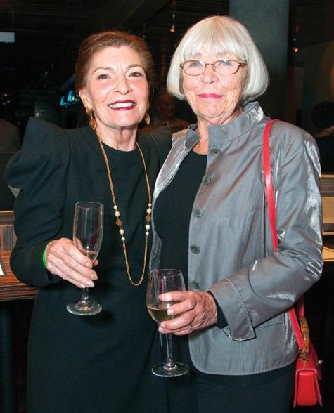 Abbe Wolfsheimr Stultz and Judy McDonald